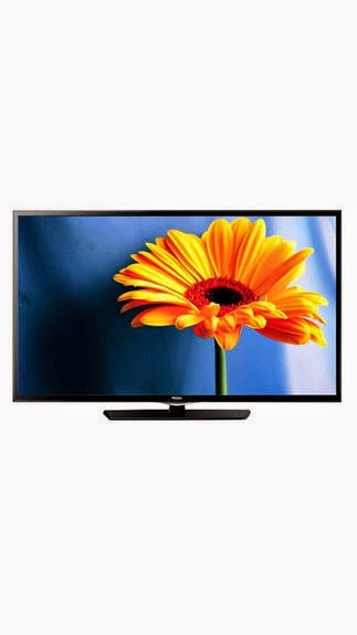 Buy Haier 40M600 40 Inch Back Lit LED TV (Full HD) at Rs.23332 only after cashback