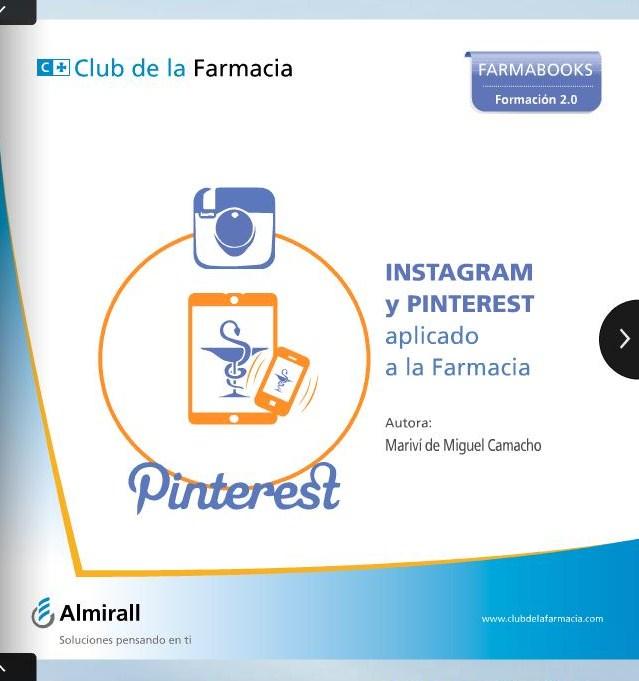 Instagram y Pinterest aplicado a la Farmacia