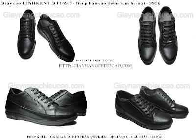 Giày nam đẹp GT168. 7