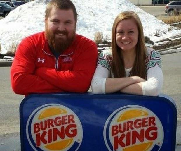 La familia Burguer King si existe