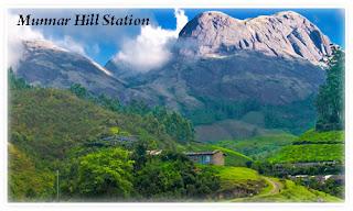 India Travel - Beautiful hill stations of Kerala