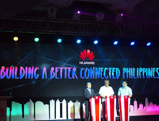 Huawei Philippines ICT Roadshow 2015, Building A Better Connected Philippines