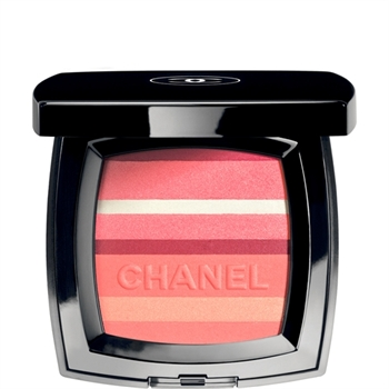 Chanel glowing spring summer 2012 makeup glowing harmonie de printemps