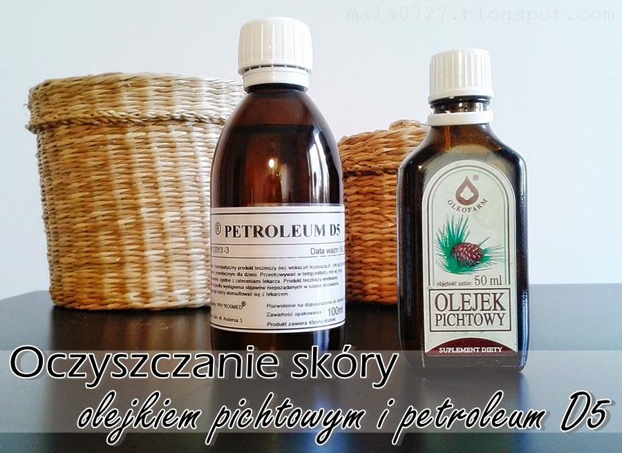 olejek pichtowy na wągry