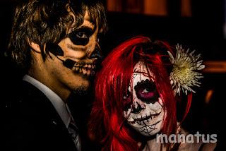 manatus foto marcha zombi madrid