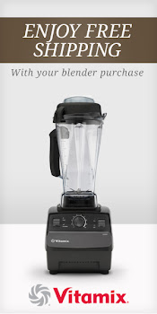 Order Your Vitamix today, We Are a Vitamix Affiliate!