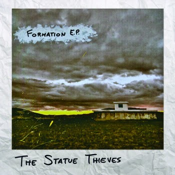The Statue Thieves EP Formation