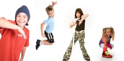 importancia da dança infantil