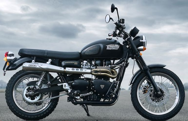 2012 triumph scrambler submited images