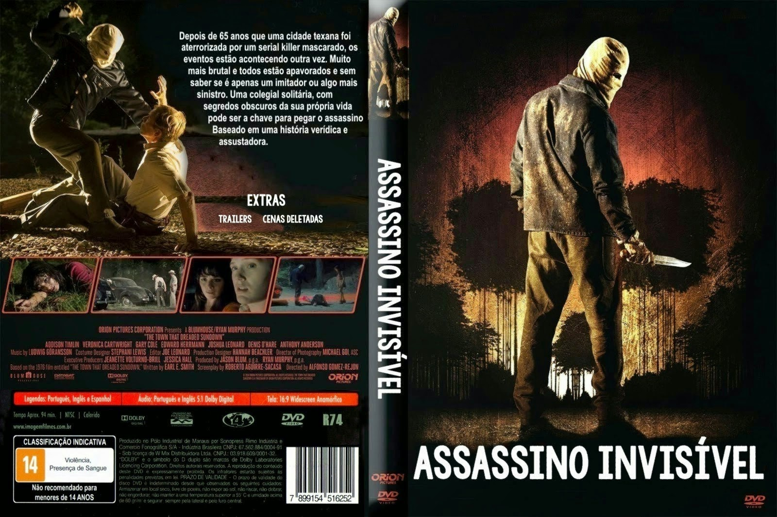 Baixar Assassino Invisível BDRip XviD Dual Áudio Assassino 2BInvisivel
