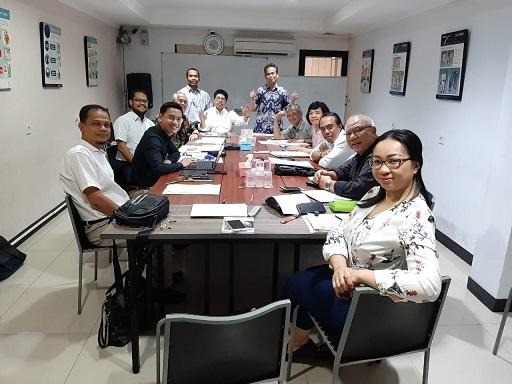 BUKBER CIMA sekaligus rapat Reguler MEI 2019