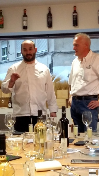 Presentaci n the big 6 challenge bodegas sebir n en - Restaurante julio verne ...