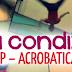 RiflessiCondizionati lancia il primo workshop di Acrobatica Marziale