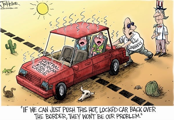 Congress pushing car labeled
