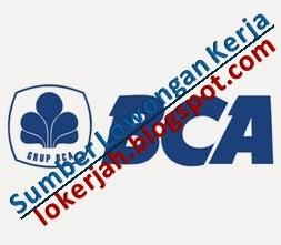 Lowongan Kerja Lokerjah Bank BCA