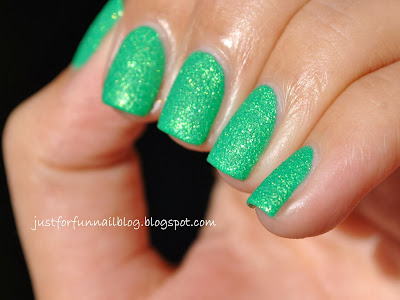 Gade 54 - Green Sugar: Swatch & Review