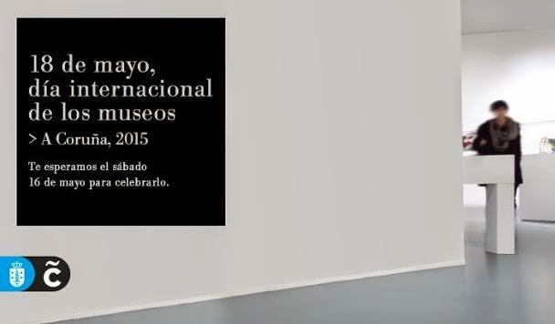 18 de mayo, dia internacional de los museos.