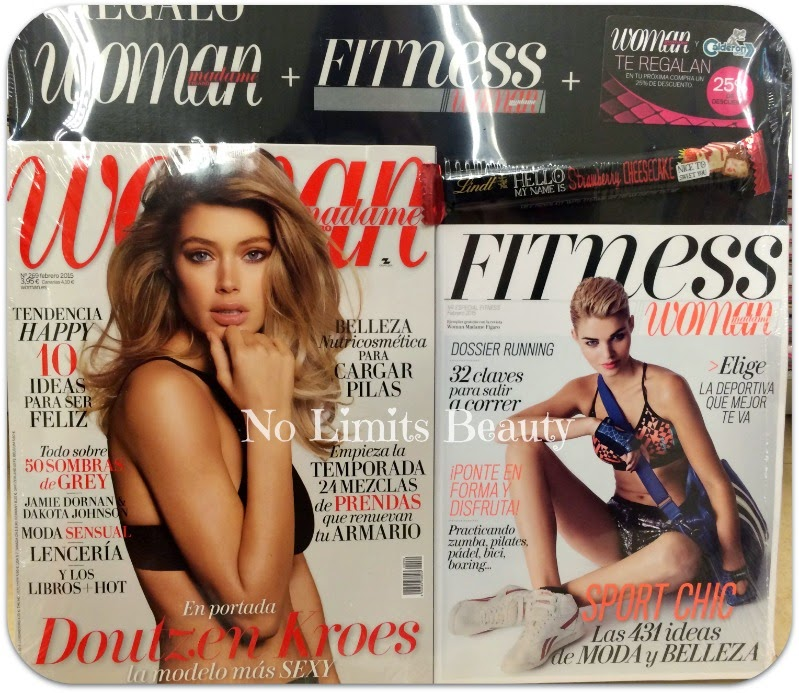 Regalos revistas Febrero 2015: Woman
