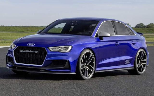 Audi RS3 Sedã