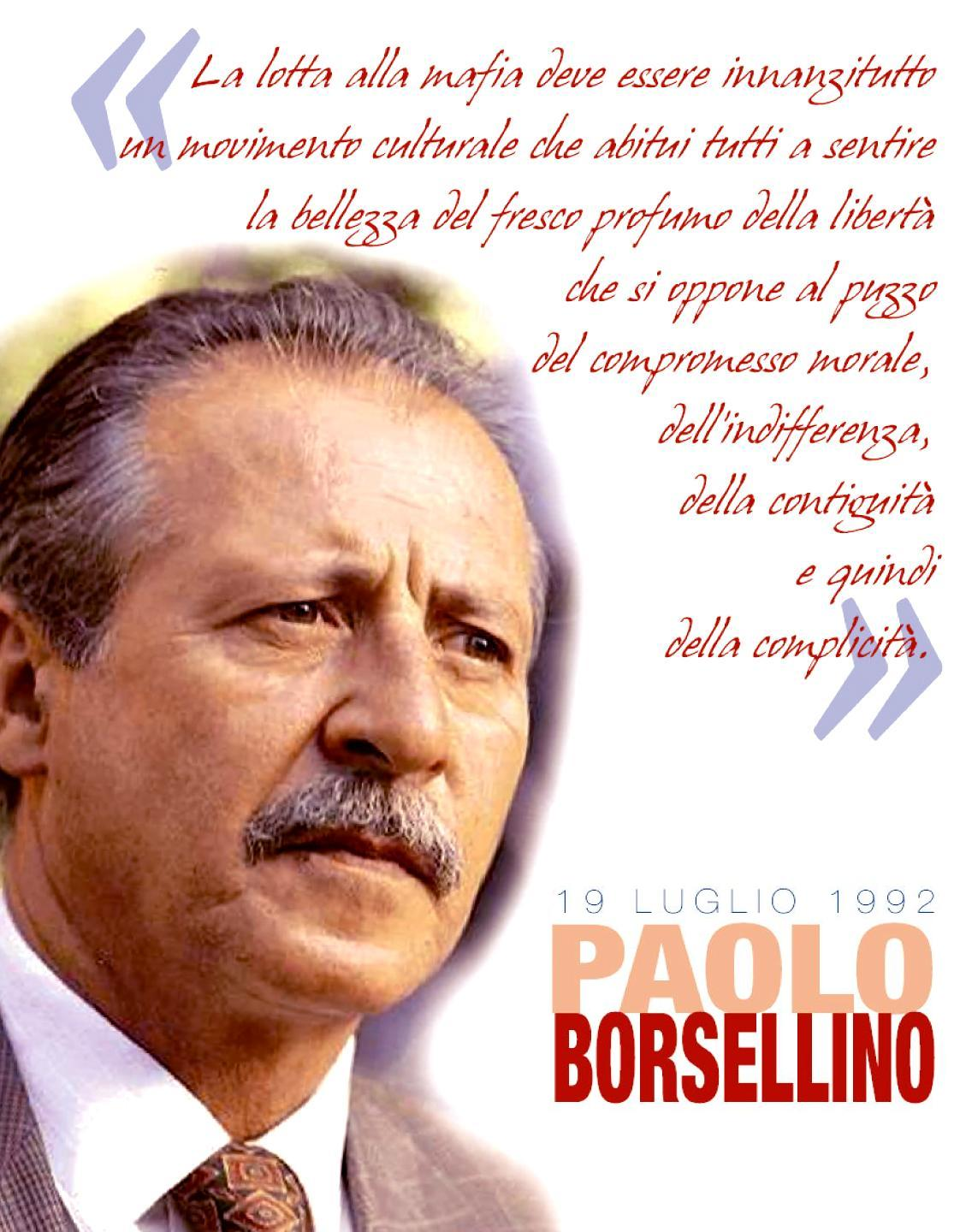 paolo borsellino - photo #8