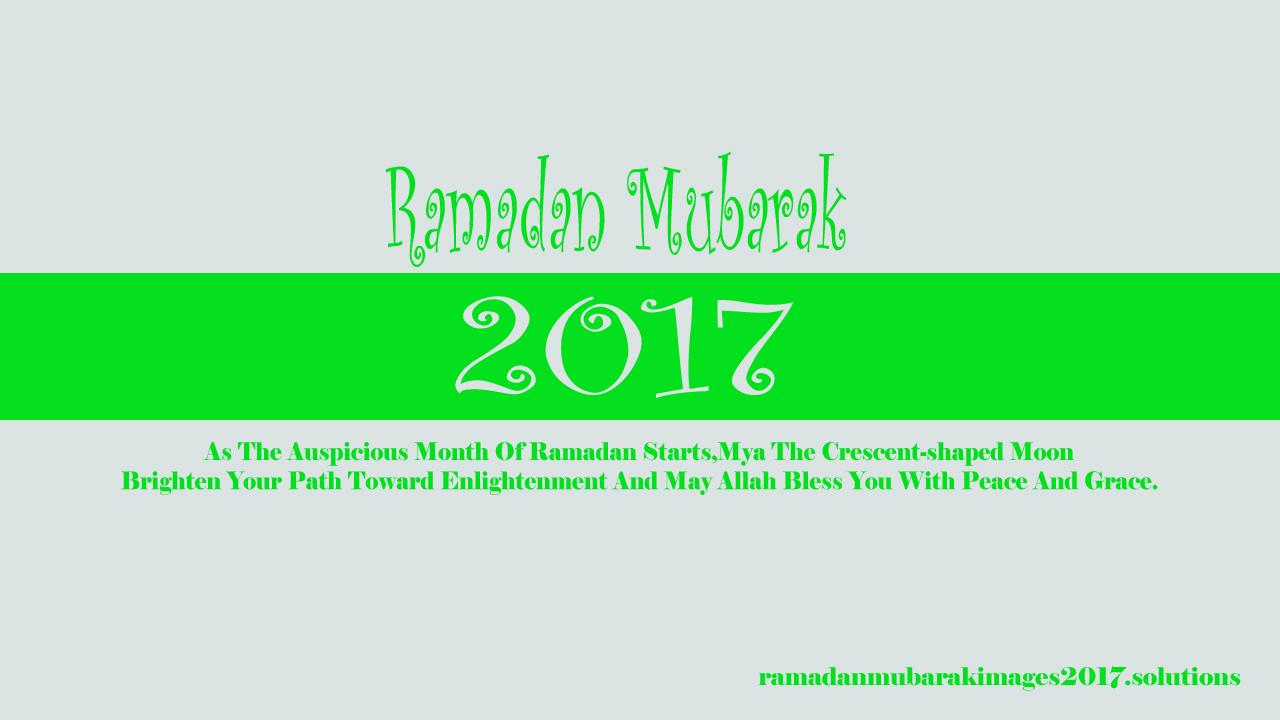 Ramadan Mubarak 2017 Images Whatsapp Status In Hindi Language