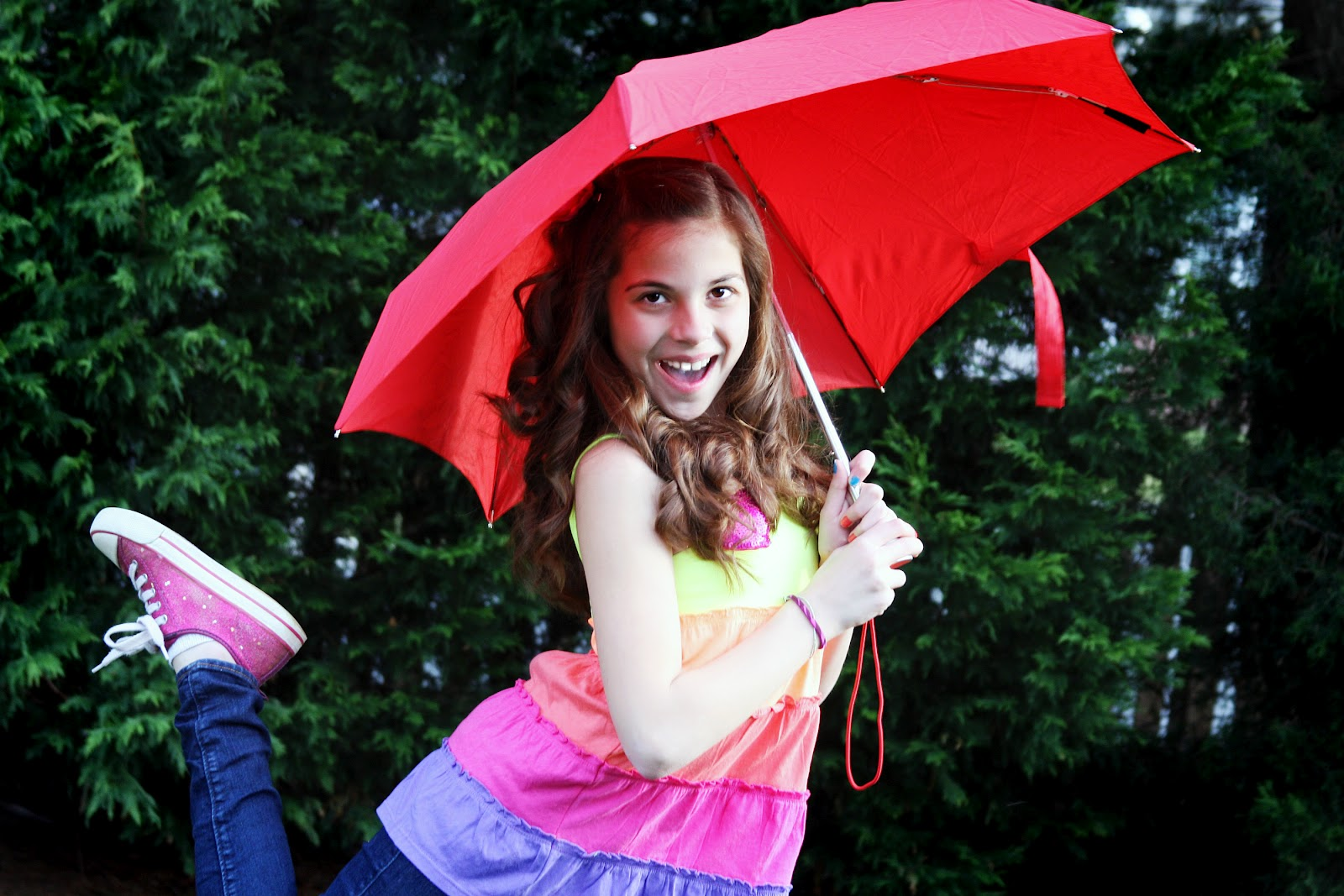 umbrella girl xxx photo