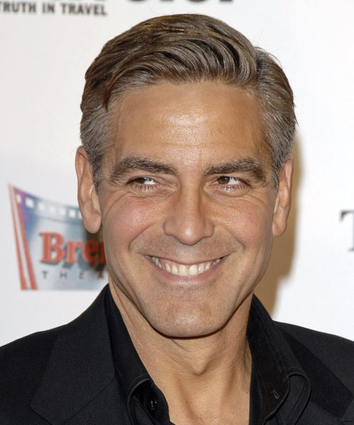 George Clooney Mega Style Your Stuff Work