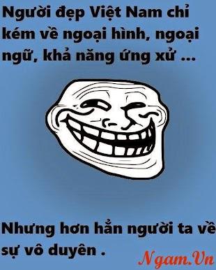 Vẻ đẹp rất Việt Nam =))
