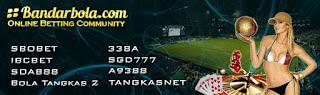 Agen Bola Terpercaya | Agen SBOBET | Agen 338A | Bola Tangkas