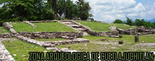 Zona Arqueológica de Cuetlajuchitlán