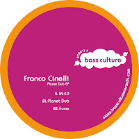 Franco Cinelli Planet Dub EP