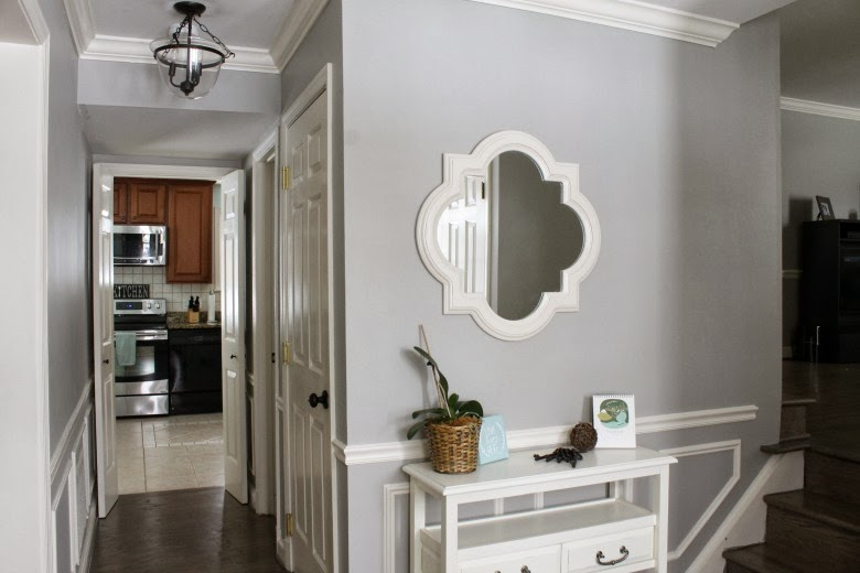 Creating a welcoming entryway | Meet the B's