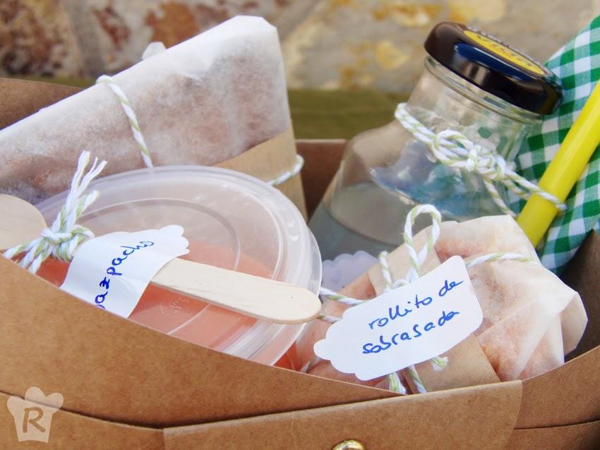 La cocina de rebeca recetas de picnic - Comida para llevar de picnic ...