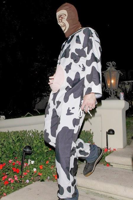 Саша Барън Коен костюм за Хелоуин