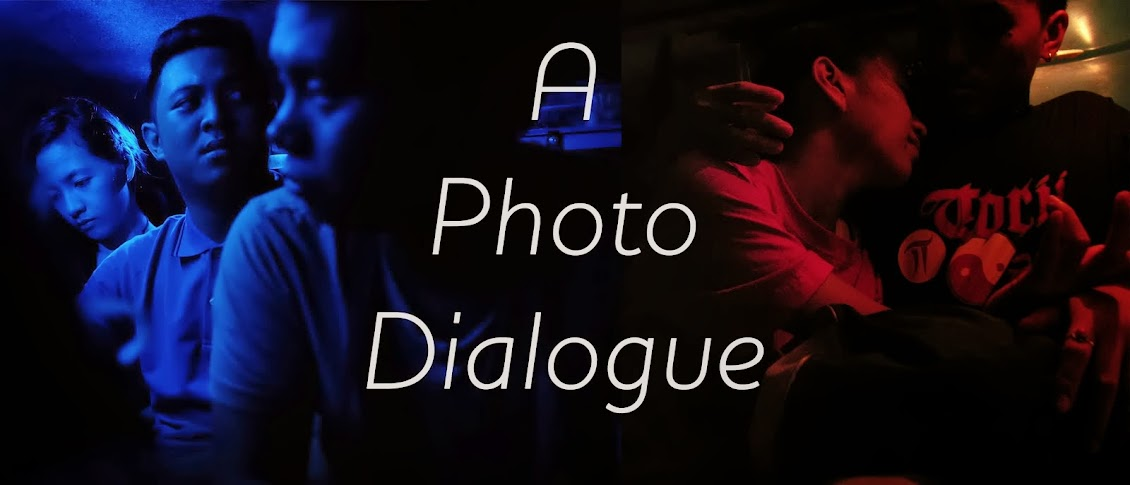 A Photo  Dialogue