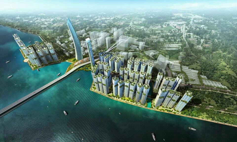 R&F Princess Cove, 富力地产, Iskandar Tanjung Puteri Premium location