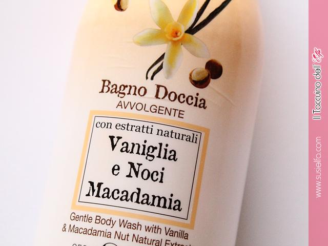 Bagno Doccia Crema Aquolina : Linea nutry aquolina selezione di prodotti il taccuino dell elfa
