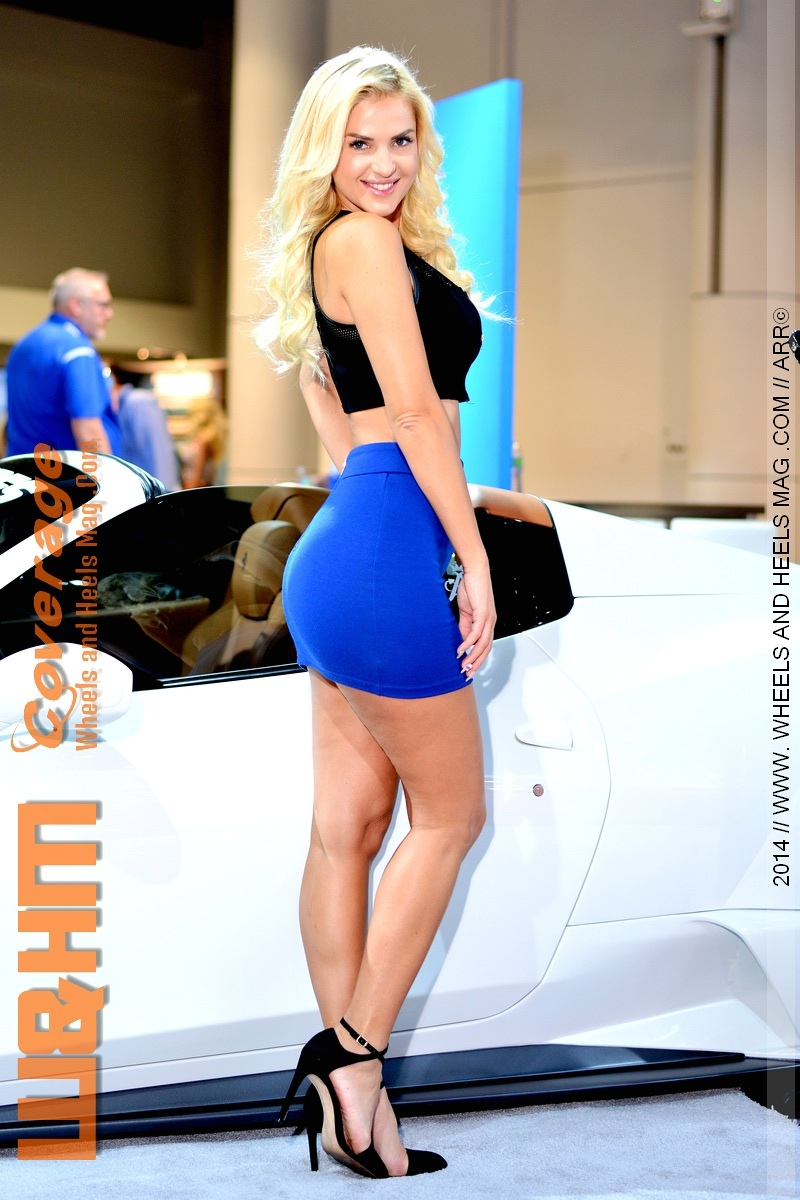 Import Cars And Sexy Women