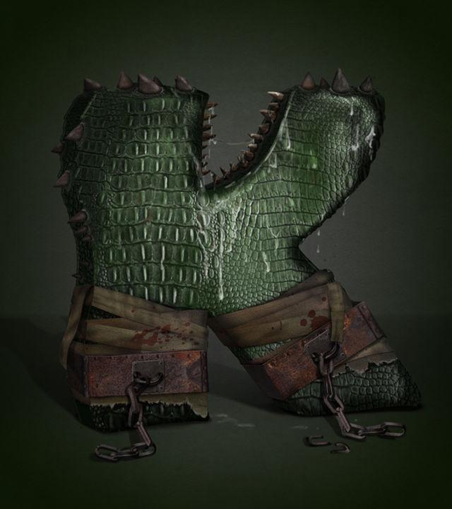 K: Killer Croc