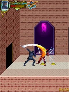 Ninja assassin Java Mobile Game,download free mobile games