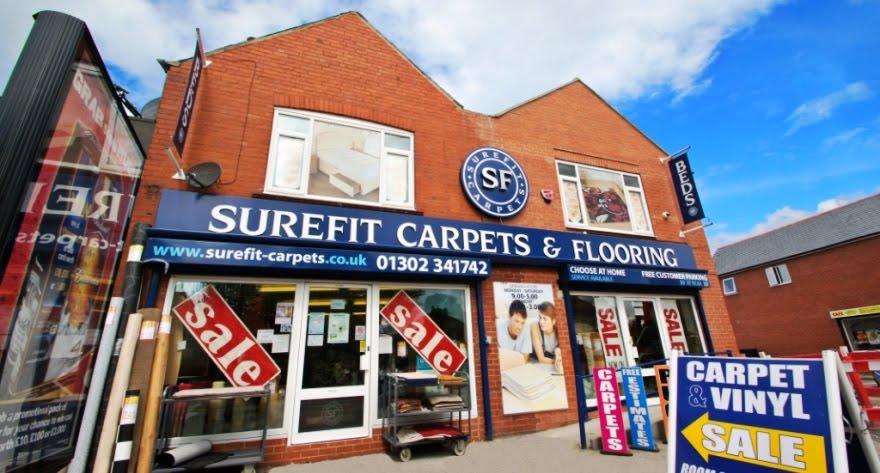 Surefit Carpets