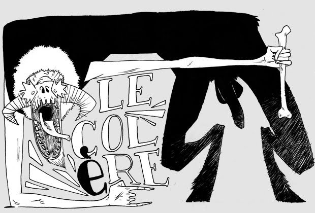 LE COLERE