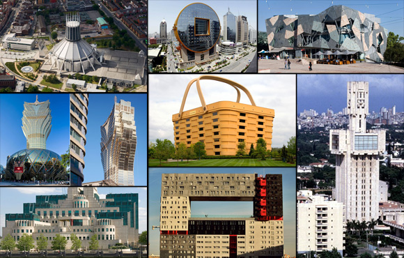 The World's Ugliest Buildings: 21 photos of the ugliest buildings in the world