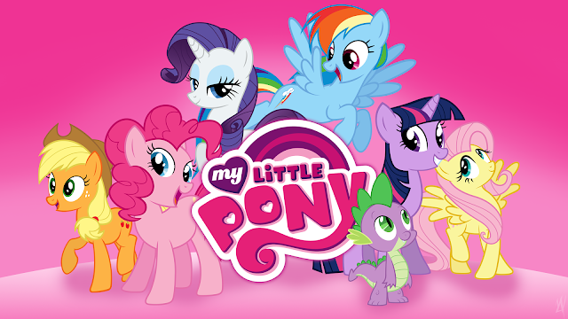 #04 - My Little Pony Book Tag