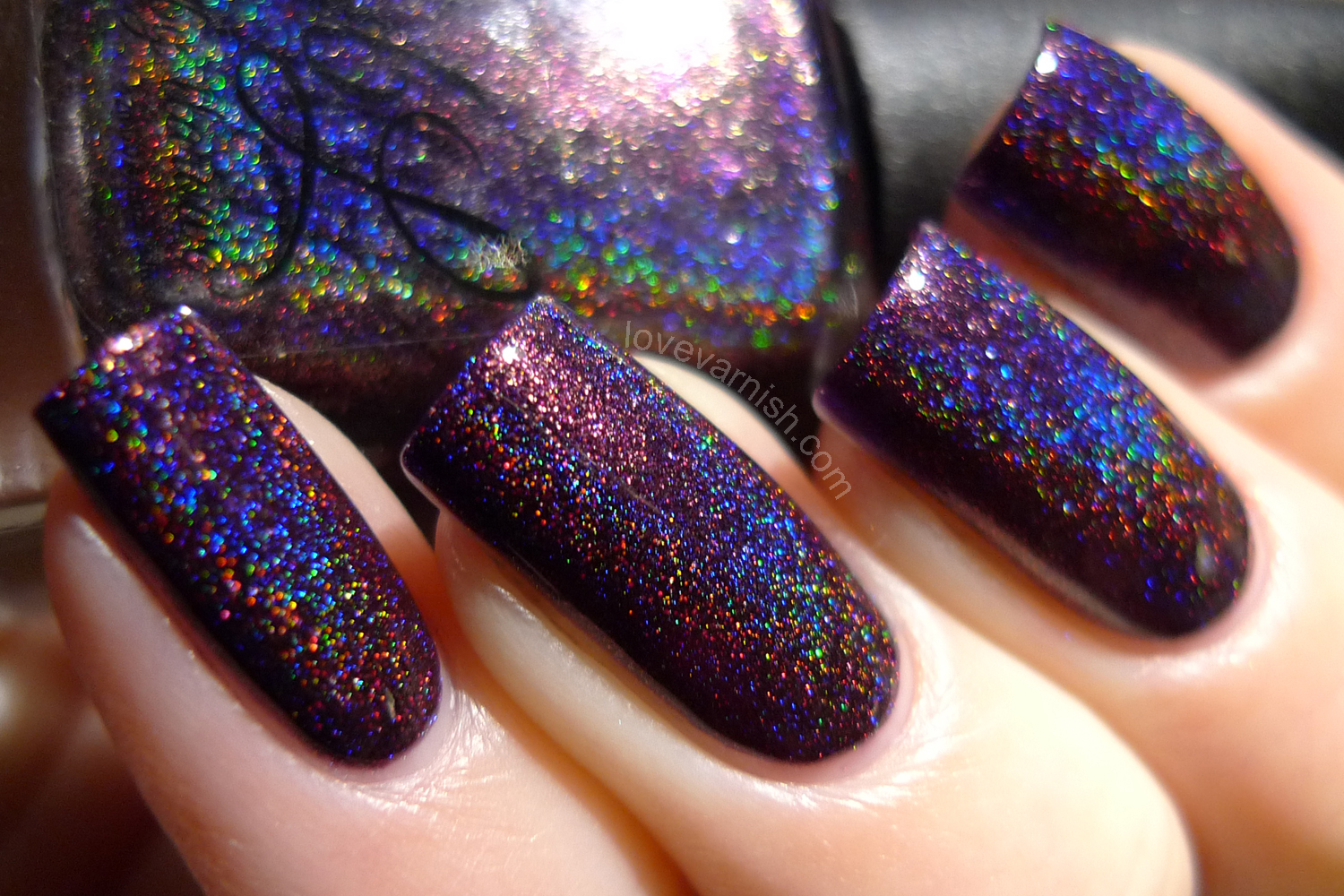 Colors by Llarowe Intrigue Hypnotic Polish exclusive