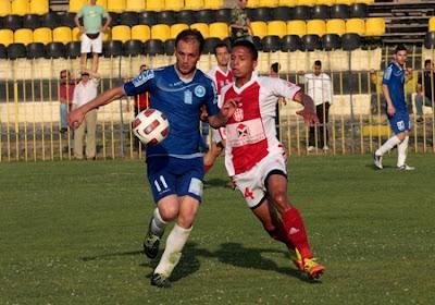 ΠΑΟ Ρουφ - Ρούβας 1-2