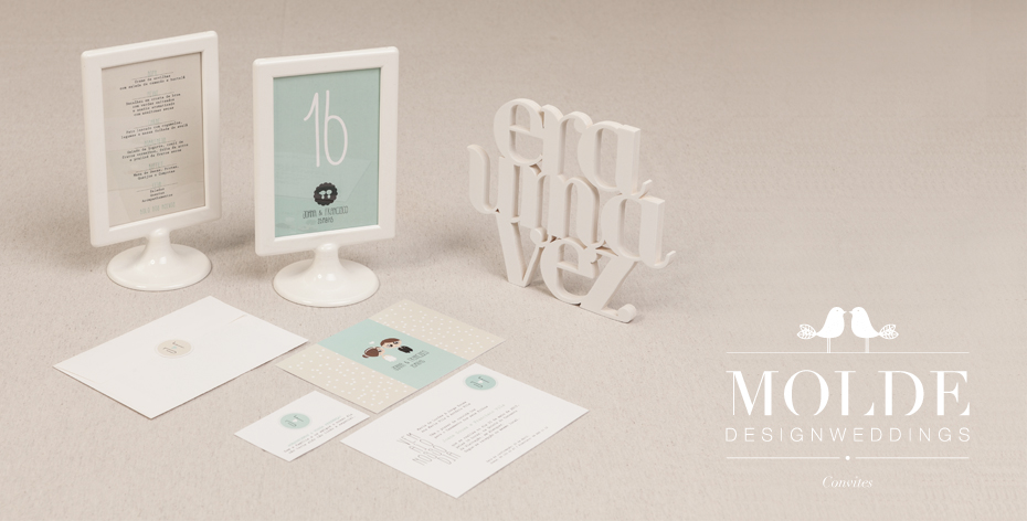 MoldeDesignWeddingsConvites