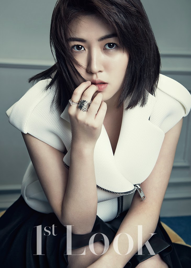 Shim Eun Kyung - 1st Look Magazine Vol.60