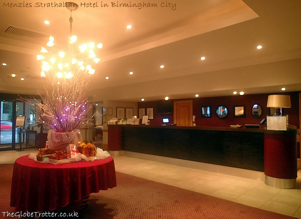 Strathallan Hotel Hagley Road Birmingham Parking