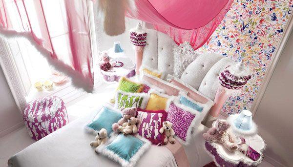 Kamar Anak Perempuan Terbagus Di Dunia